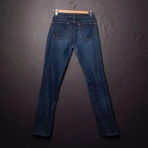 J Brand Skinny Straight Sz 26